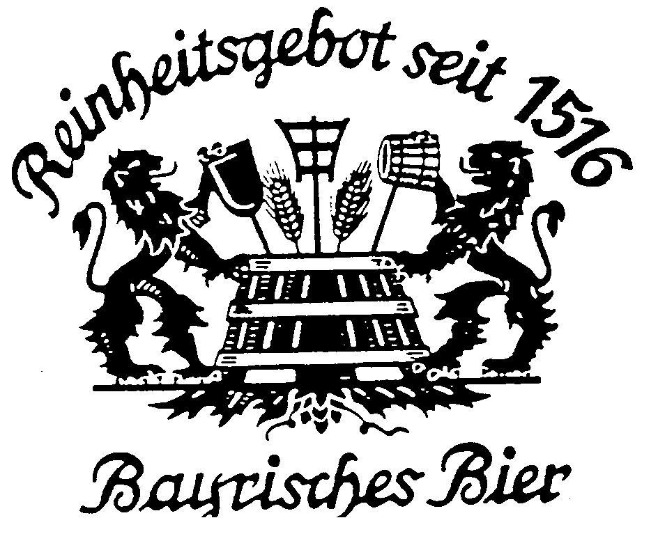 Trademark Information For Bayrisches Bier Reinheitsgebot