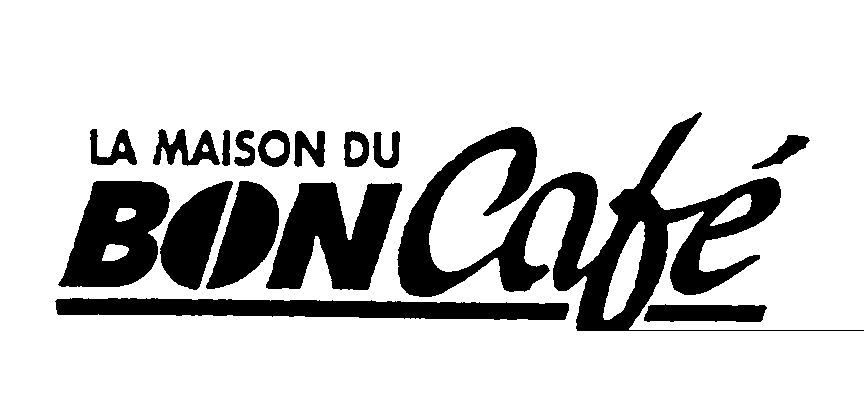 trademark information for la maison du bon caf 233 from ctm by markify