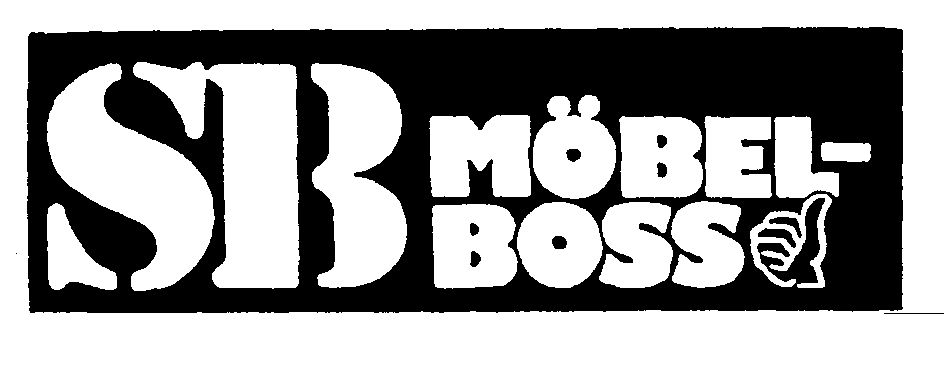 Trademark information for SB MÖBELBOSS from CTM  by Markify