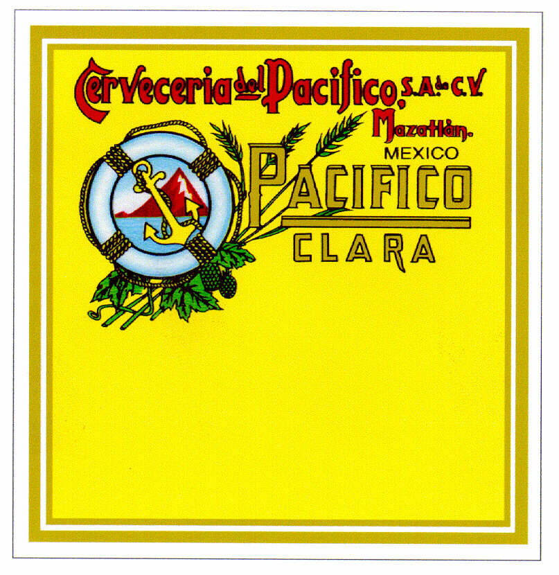 the gallery for gt cerveza pacifico logo