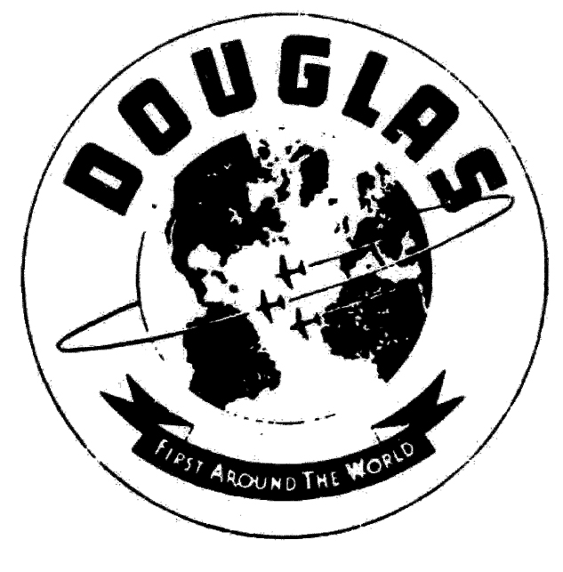 DOUGLAS FIRST AROUND THE WORLD