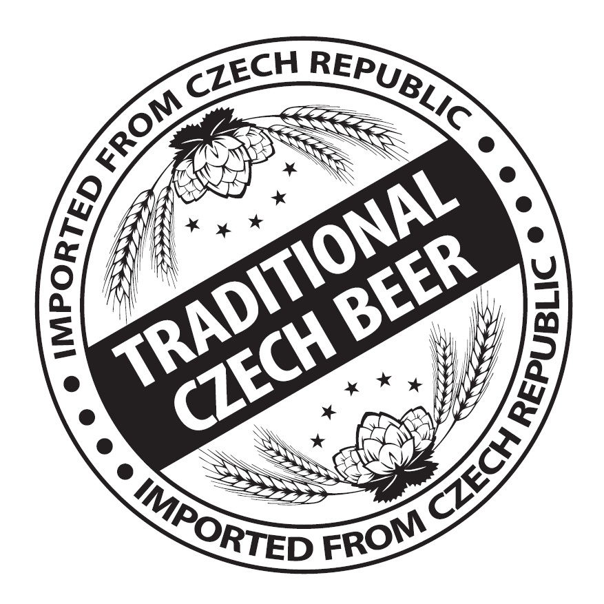 TRADITIONAL CZECH BEER IMPORTED FROM CZECH REPUBLIC