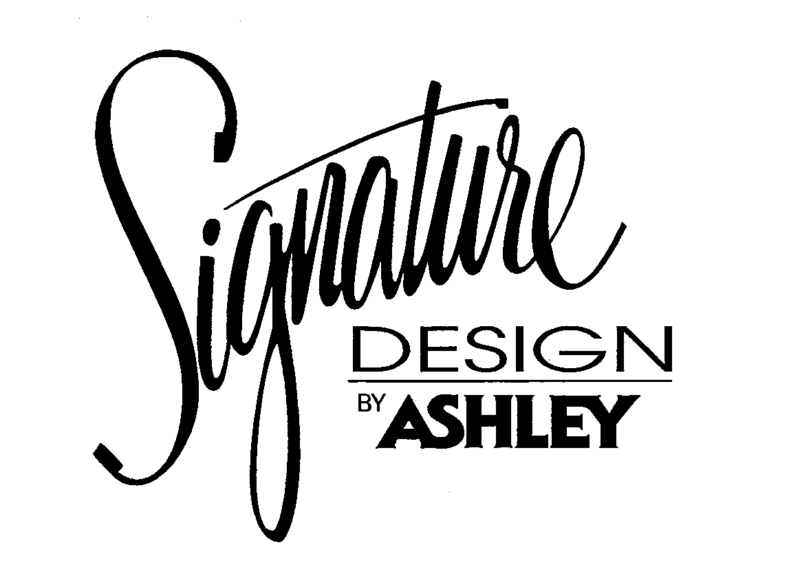 Trademark Information For Signature Design By Ashley From Signature Designs  Furniture