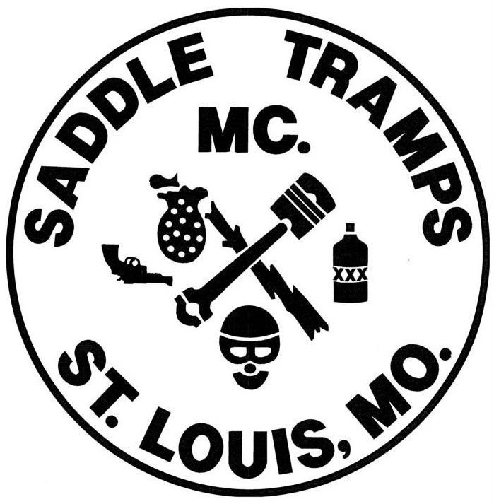 Trademark information for SADDLE TRAMPS MC. ST. LOUIS, MO. from ...