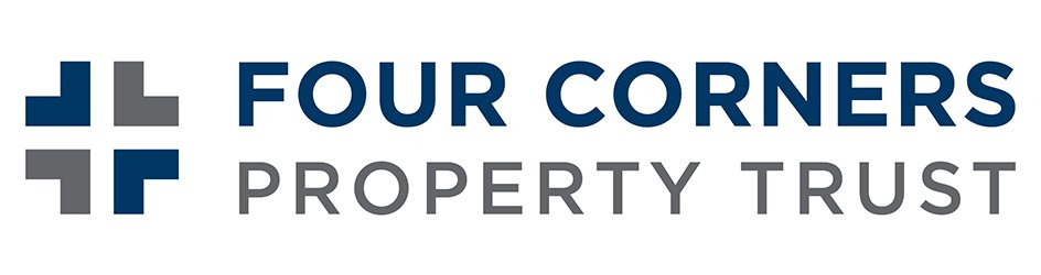 trademark information for four corners property trust from